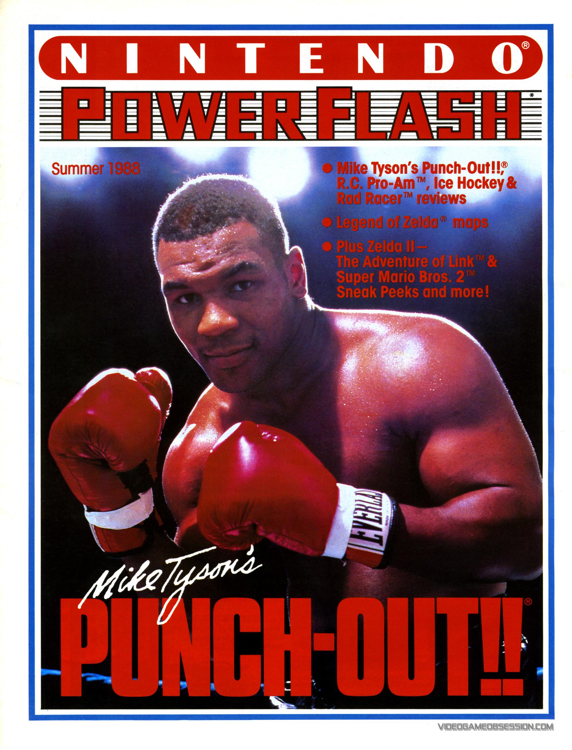 Nintendo Power Flash
