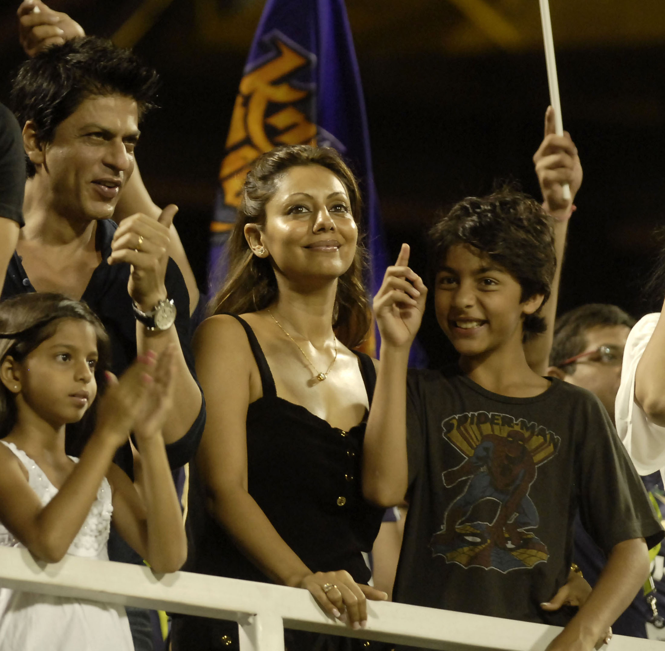 ShahRukh Khan kids