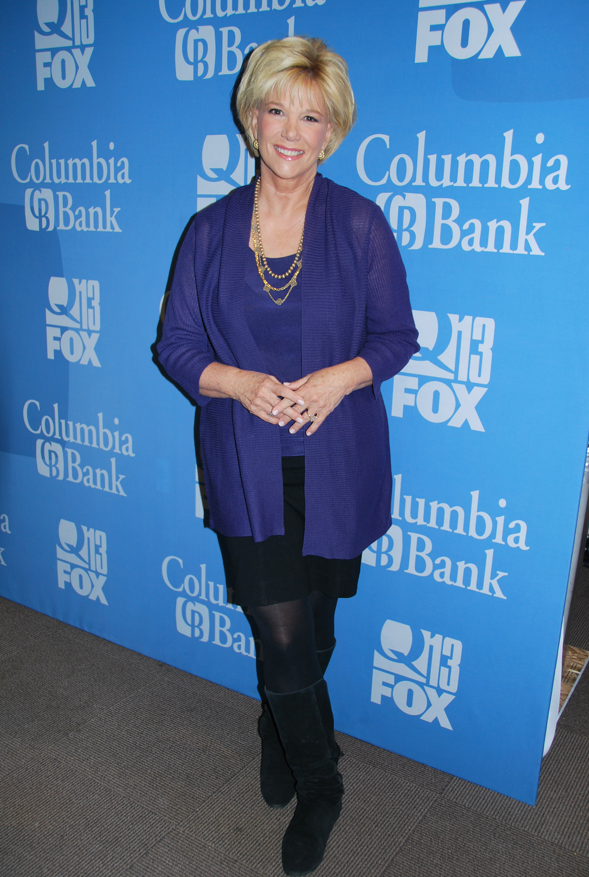 how old is joan lunden