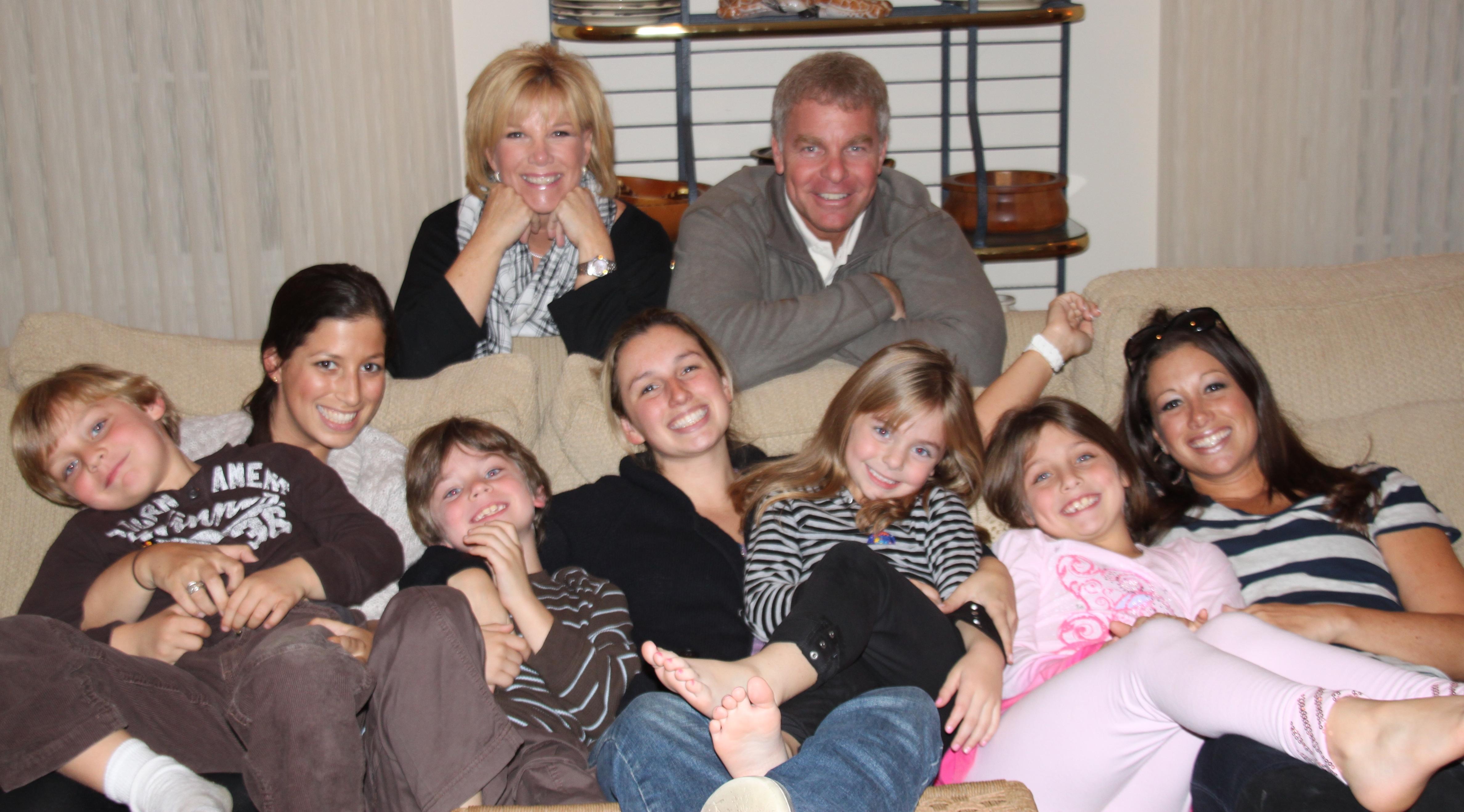 joan lunden family
