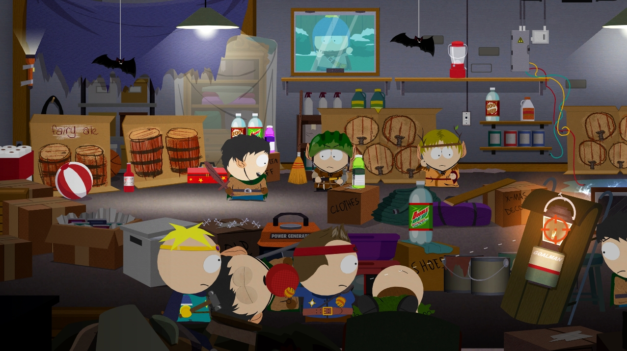 south park and the stick of truth