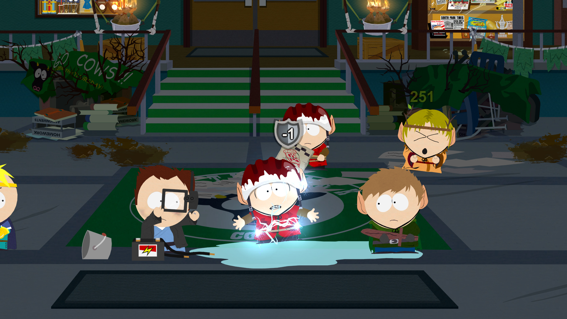 south park stick of truth pc