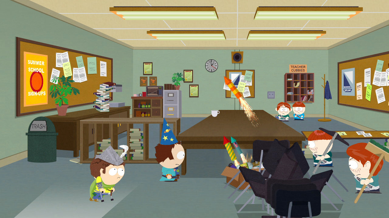 south park stick of truth release