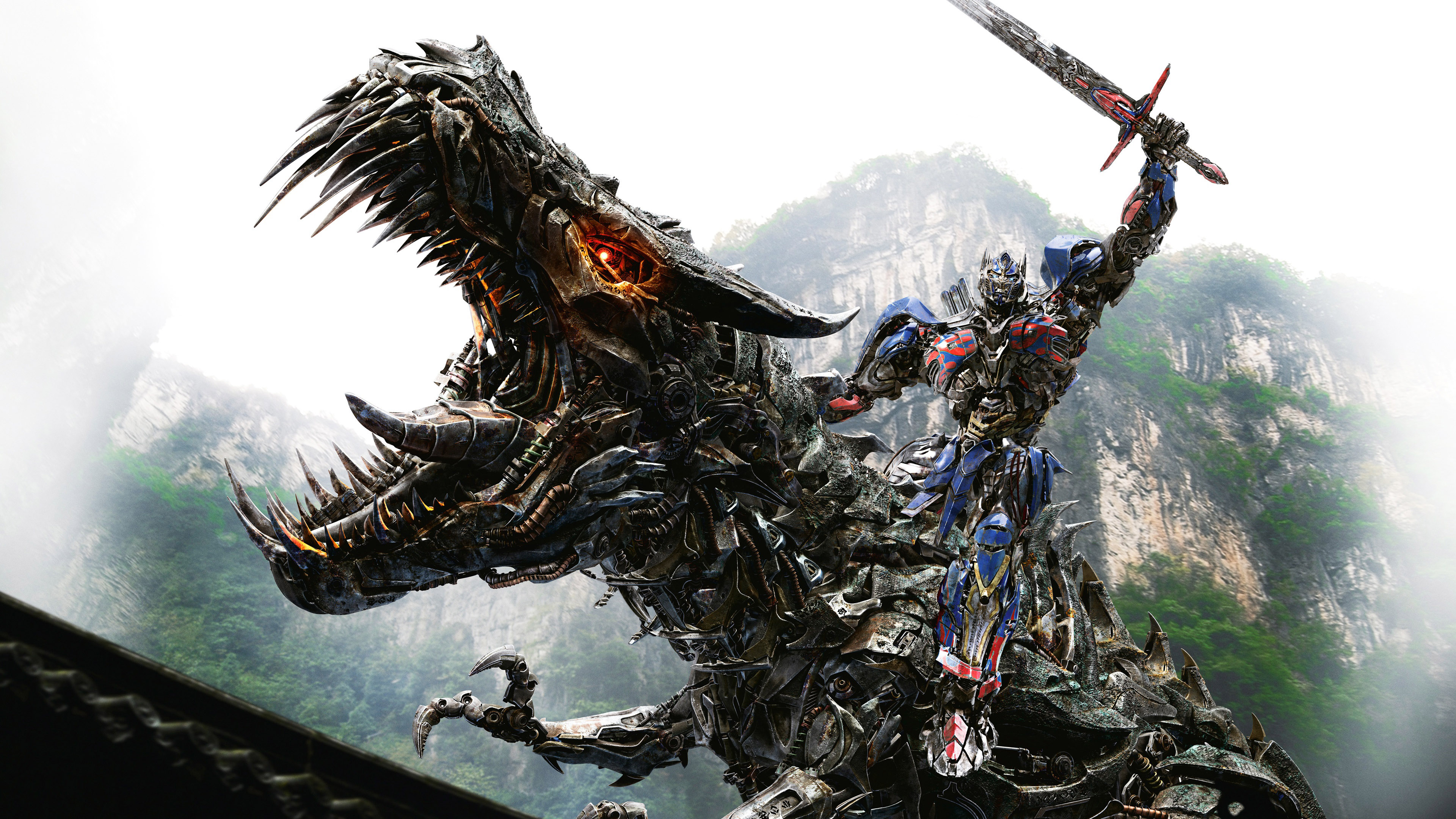 transformers 4 characters