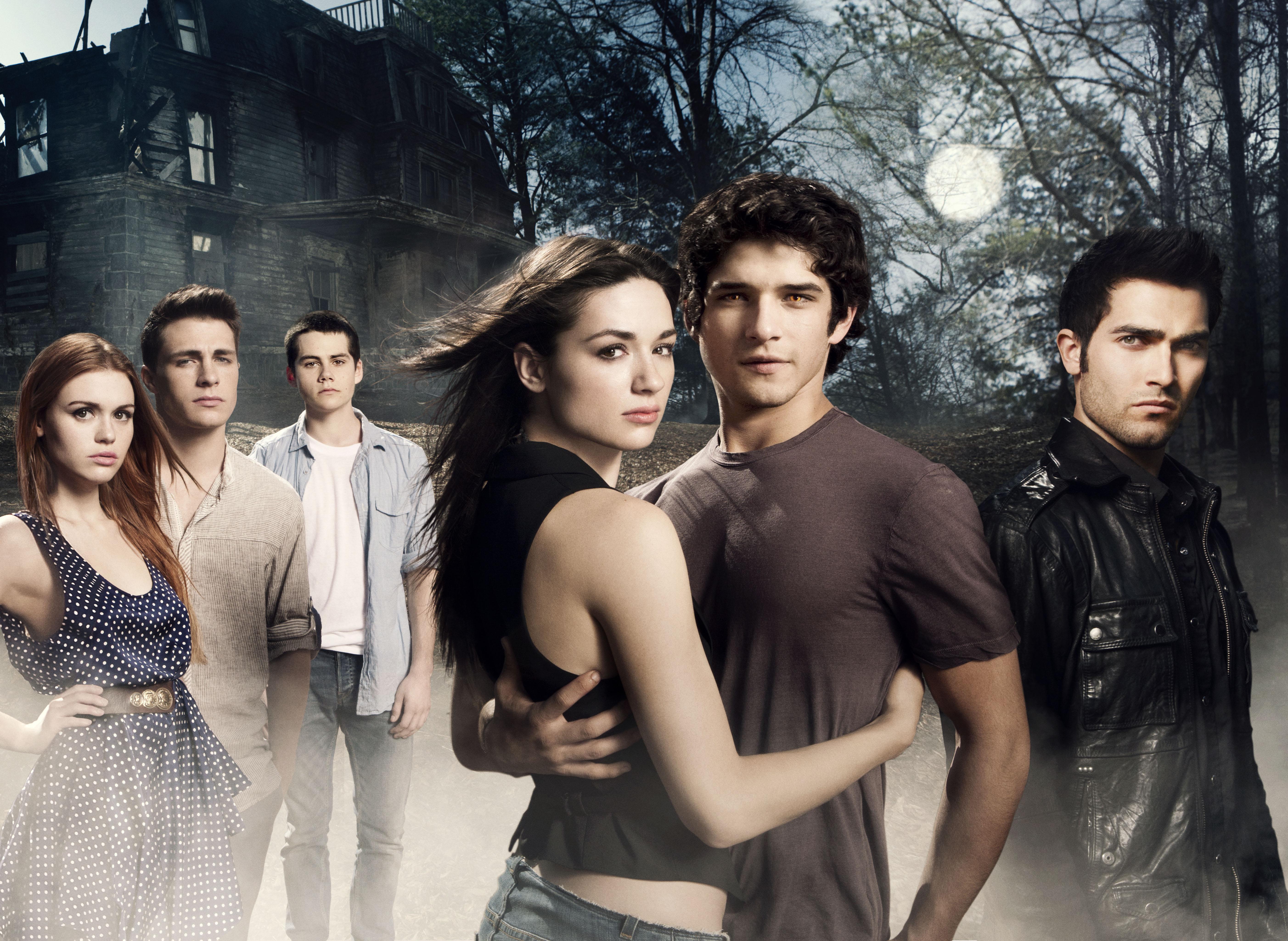 watch teen wolf