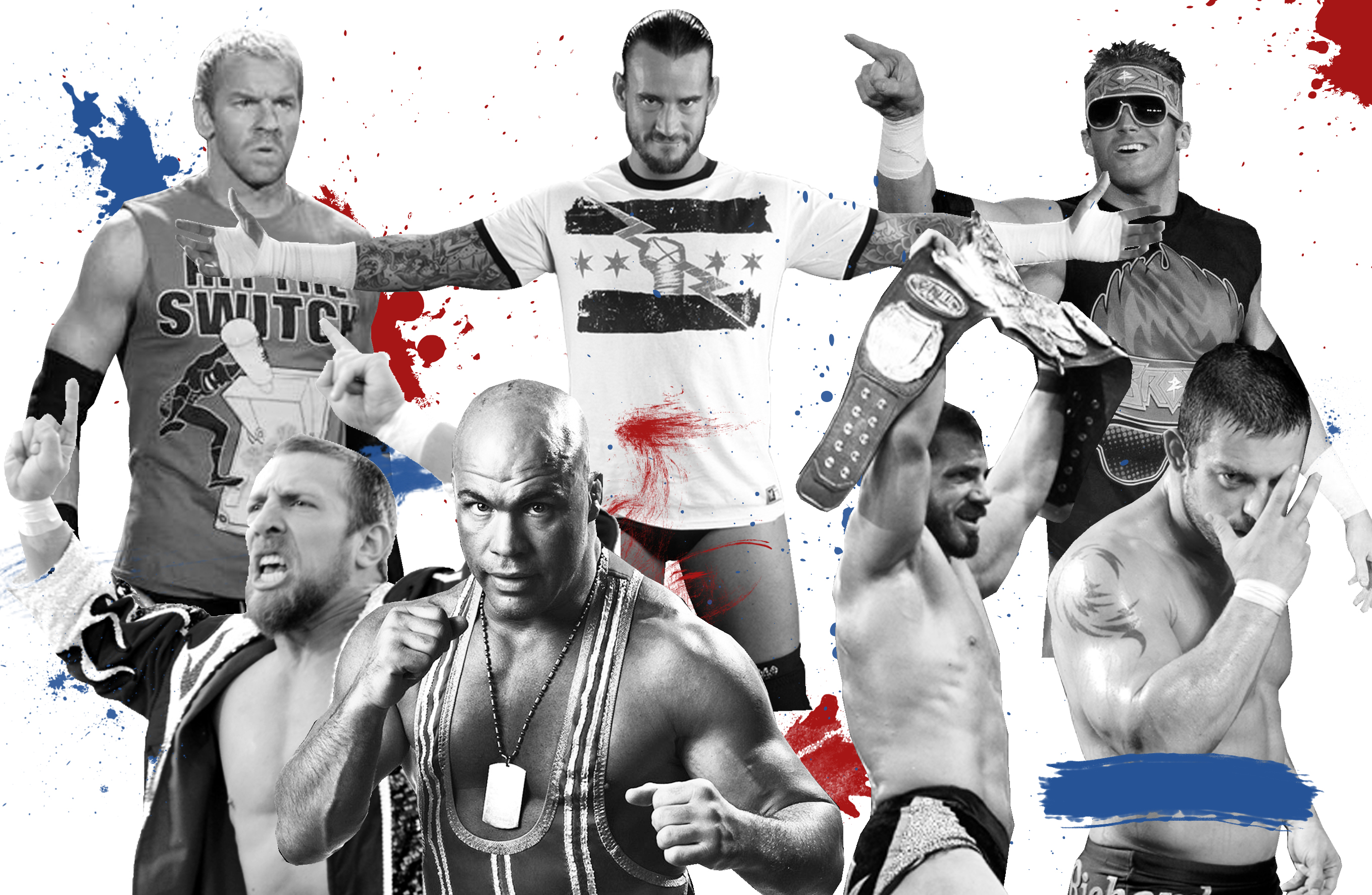 wwe events