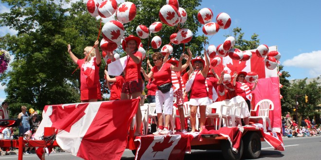 Canada Day 2017 road closures for Ottawa and Gatineau ...