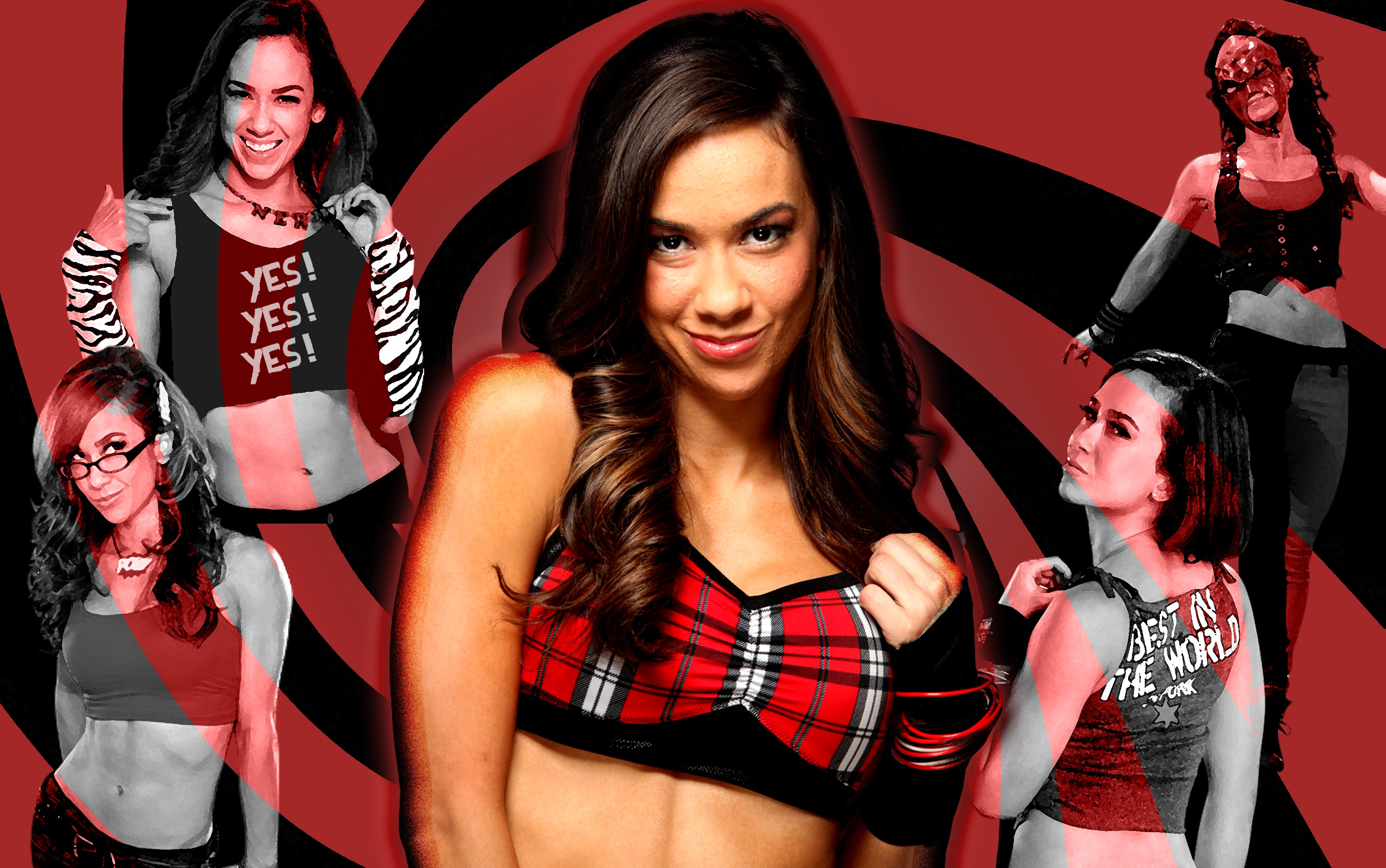 aj lee website