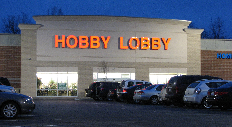 hobbie lobby