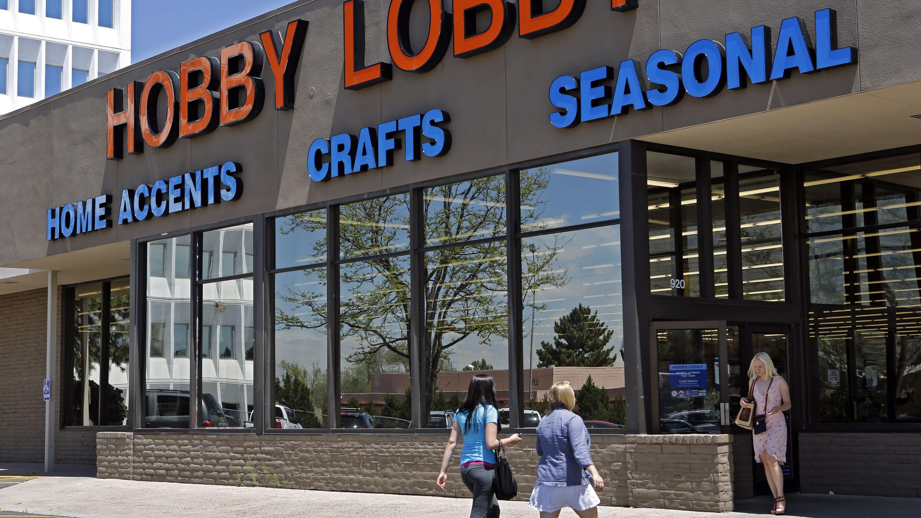 holly hobby store