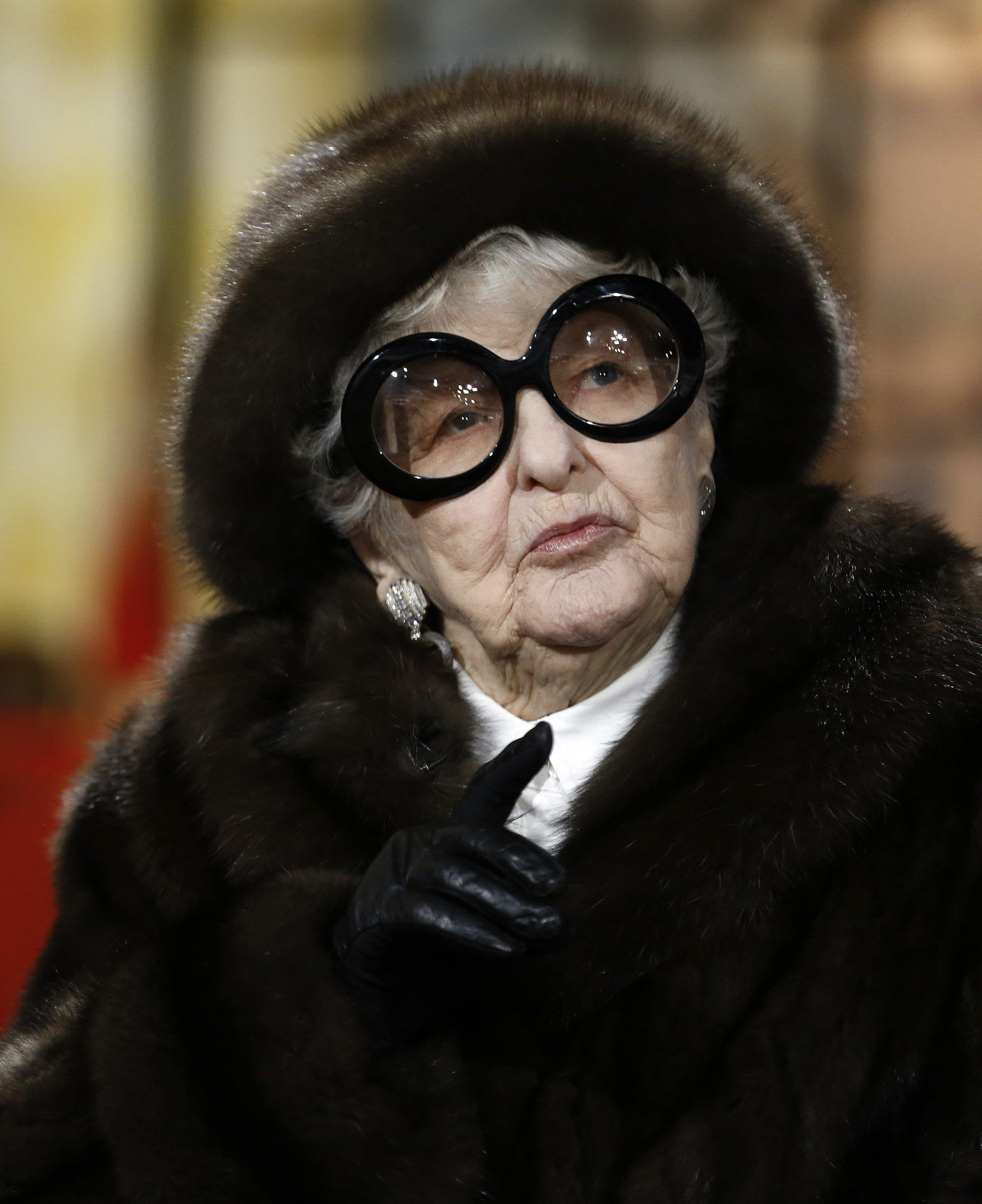 how old is elaine stritch