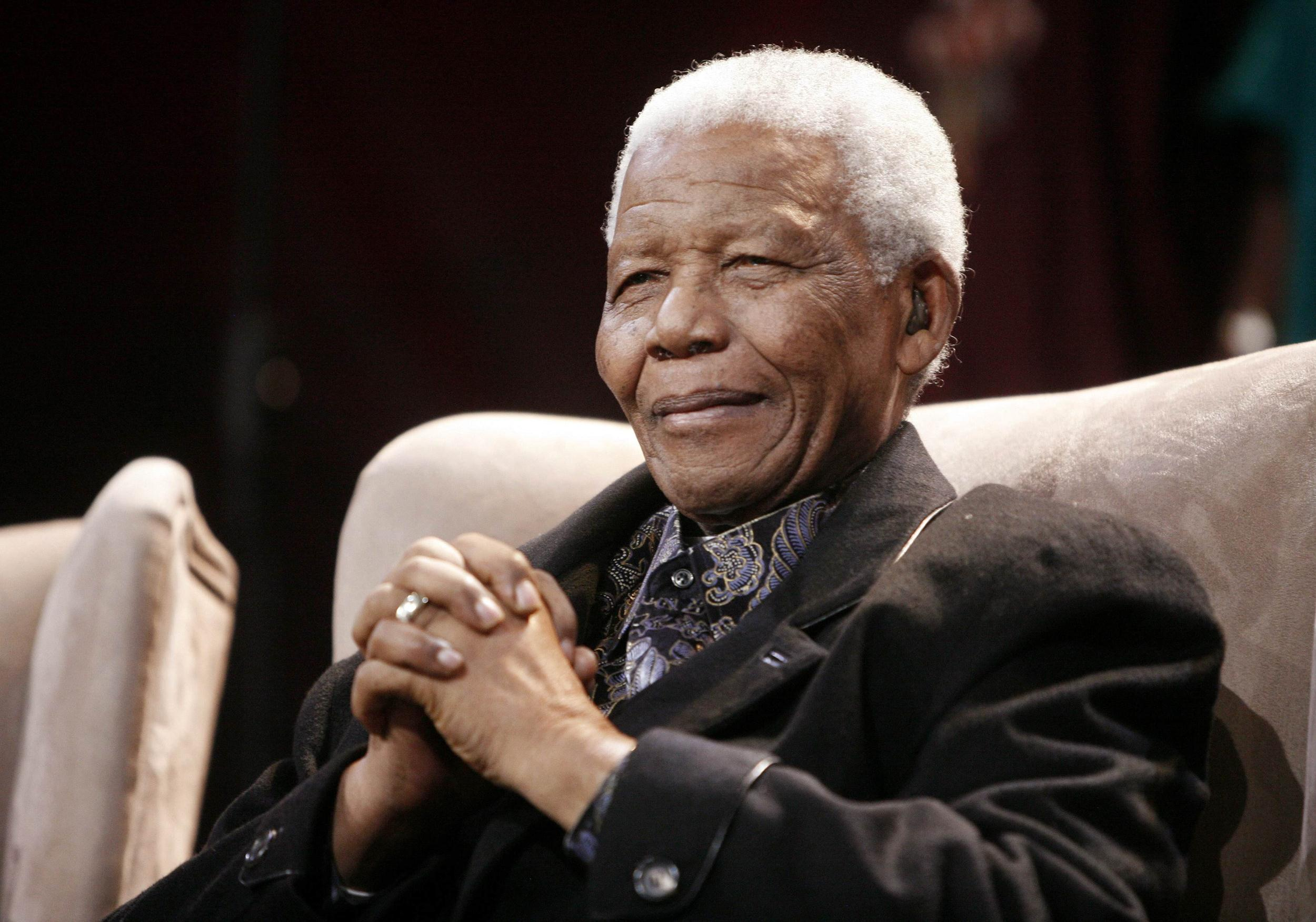 nelson mandela morgan freeman