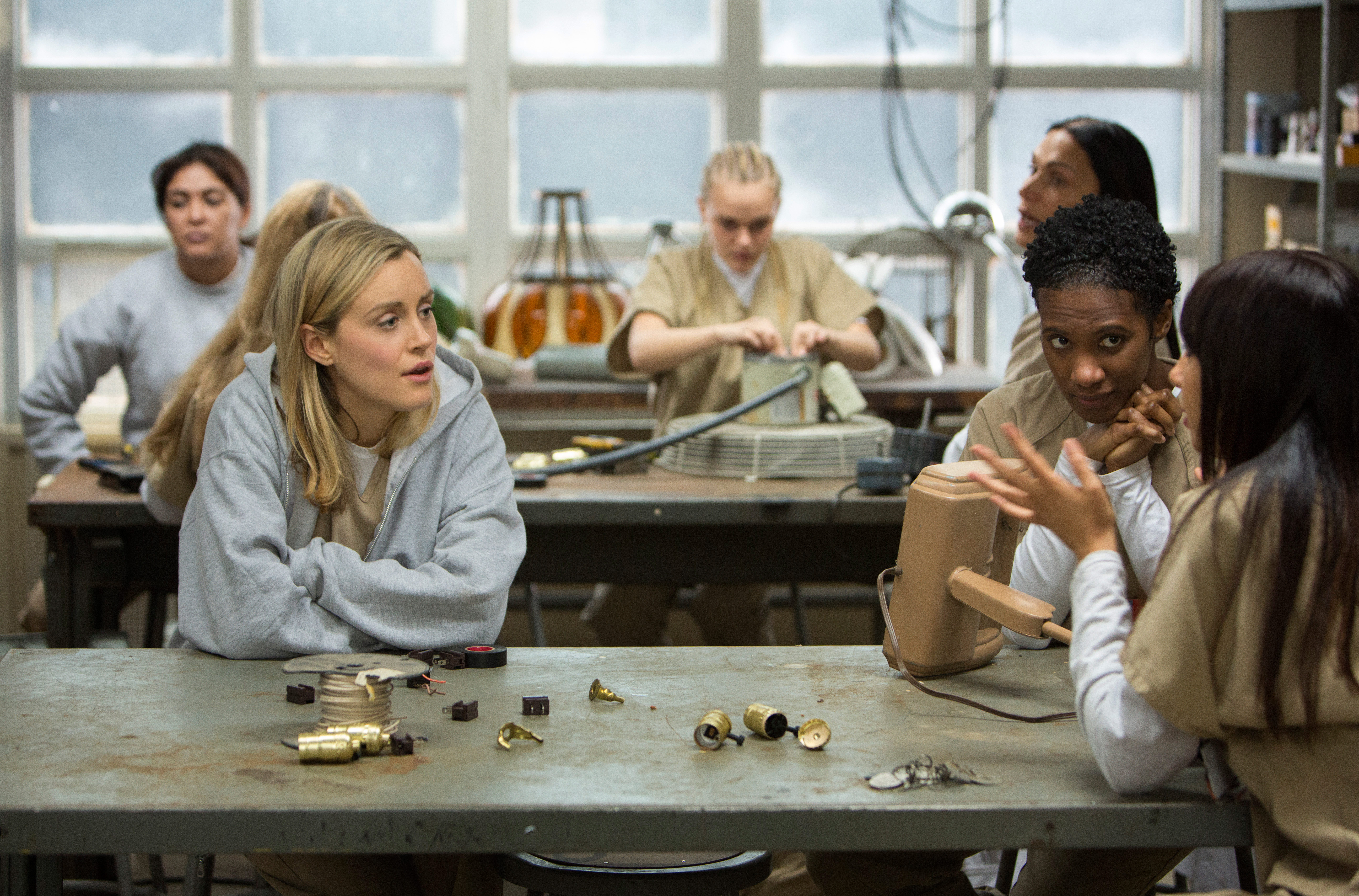 orange is the new black discussion questions