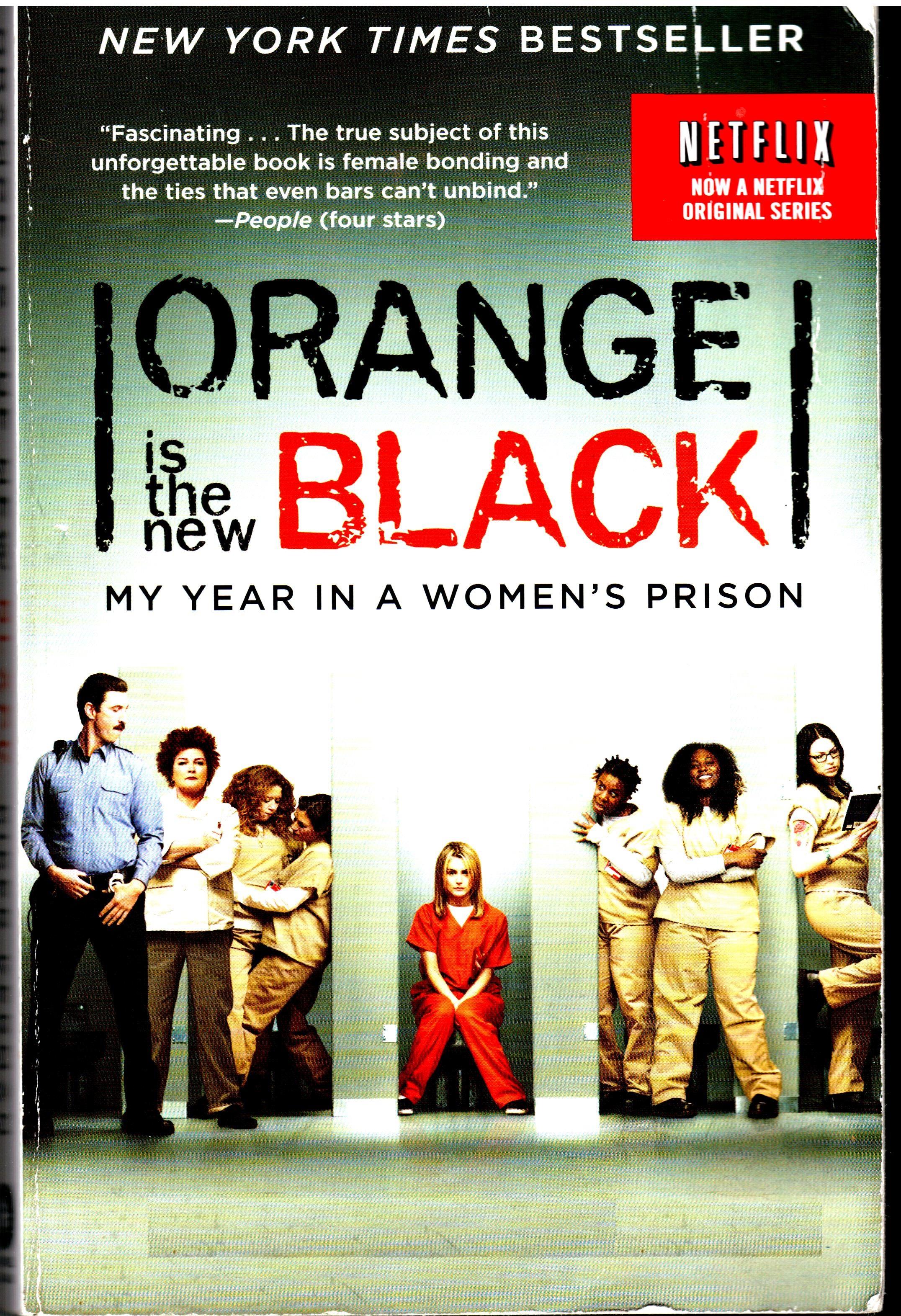 orange is the new black trailer