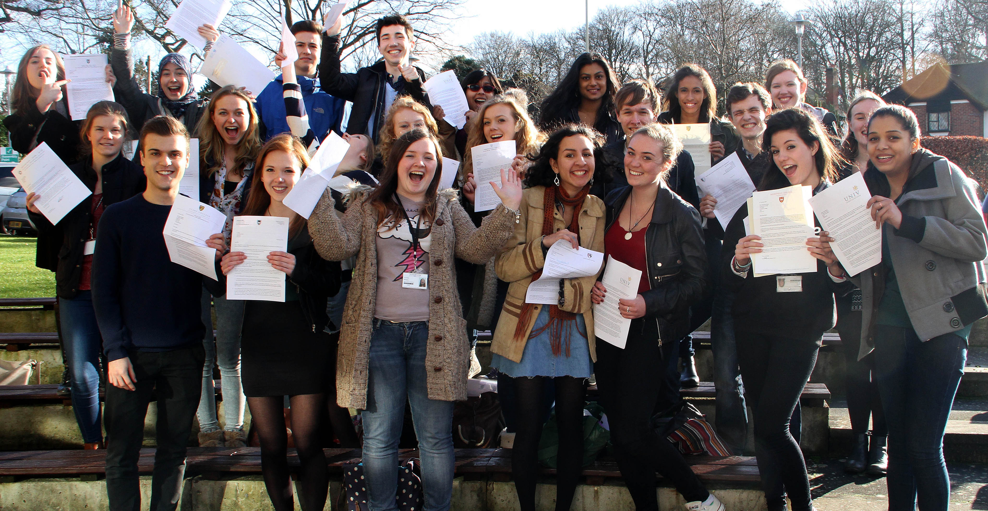 A level results day 2014