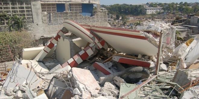 earthquake video