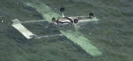 plane crash video