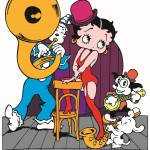 Betty-Boop cartoons
