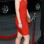 mary elizabeth red carpat