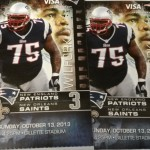 new england patriot tickets