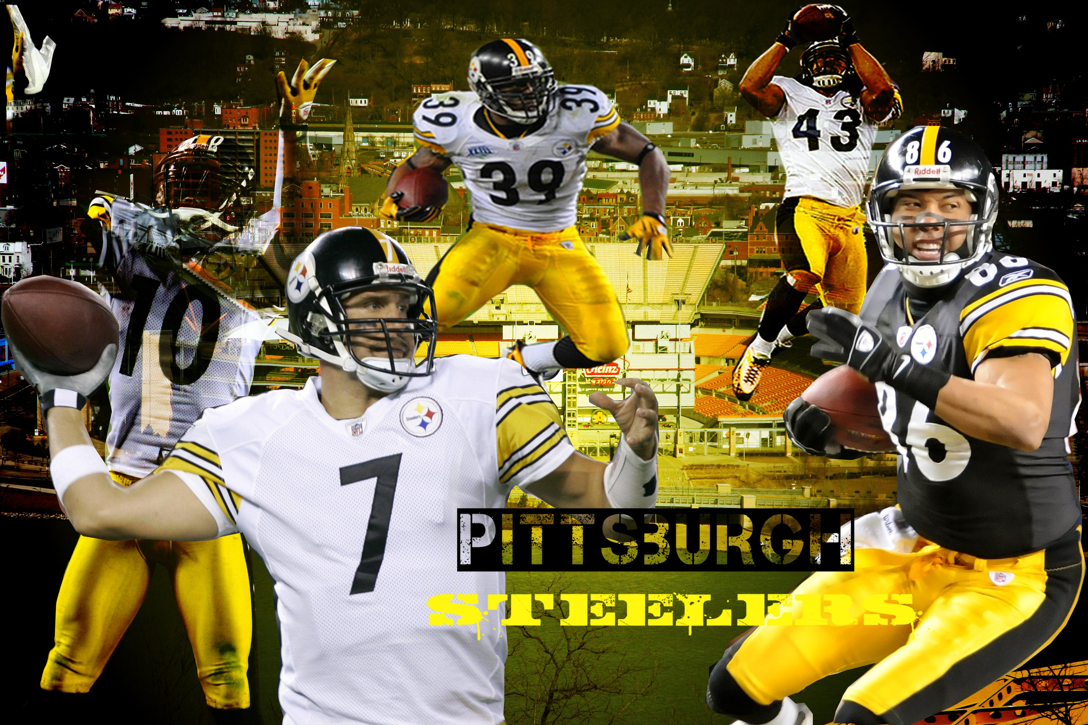 Nfl Steelers Hd Wallpapers