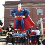 superman return of black adam
