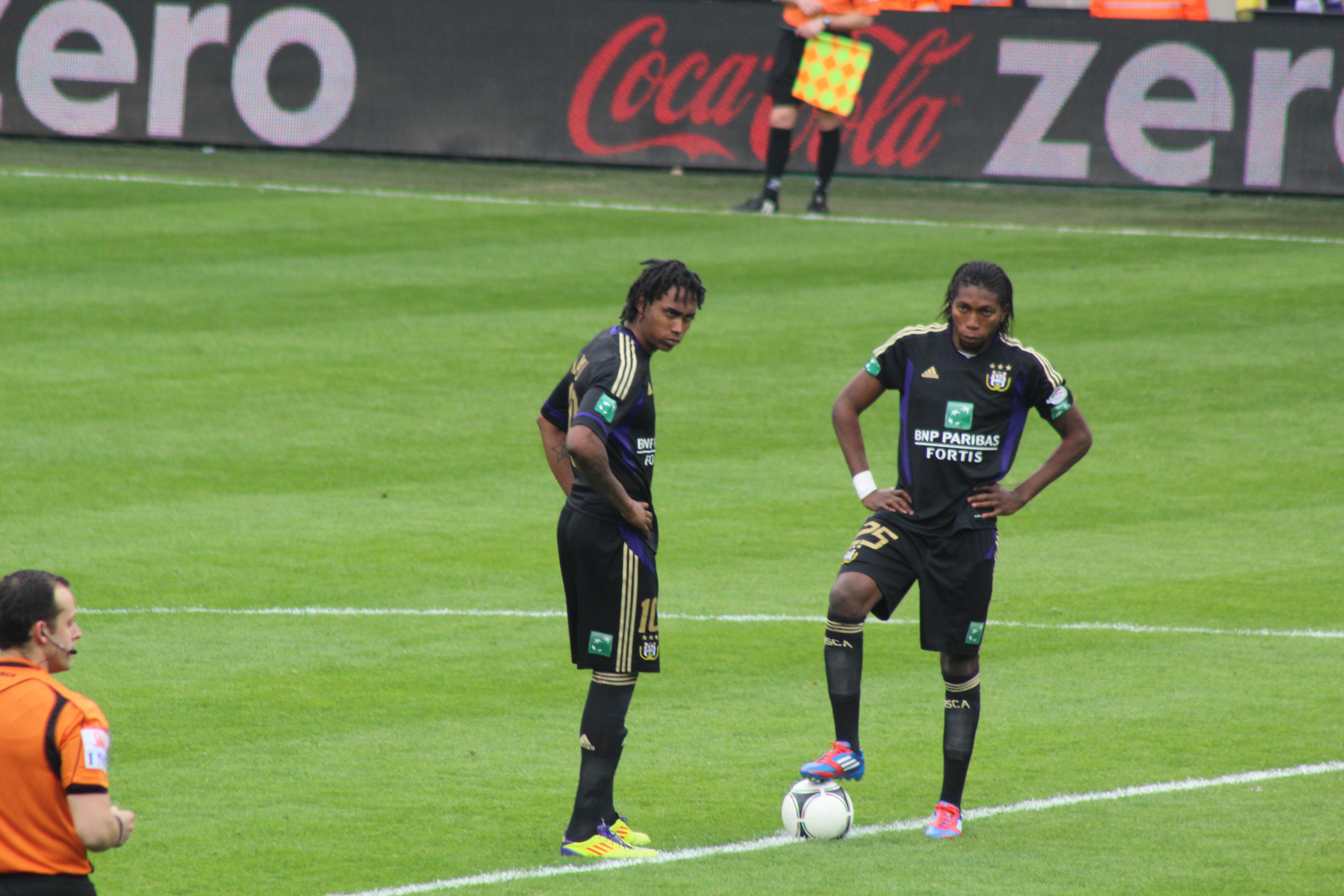 Anderlecht Standard