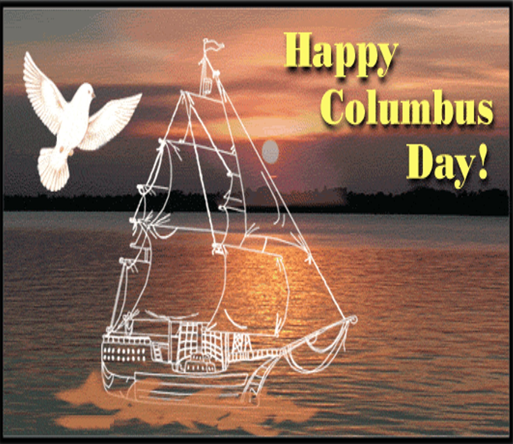 Columbus Day 2014