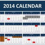 malayalam calendar 2014