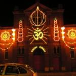 belgrave rd Diwali lights