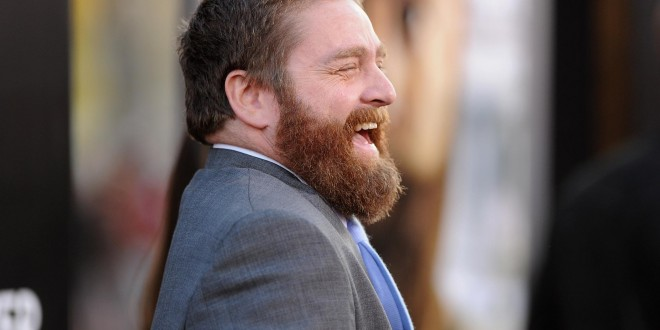 zach galifianakis laugh