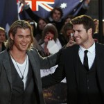 chris and liam hemsworth