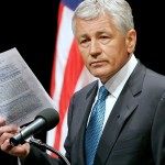 secretary of defence hagel