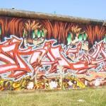 the berlin wall memorial
