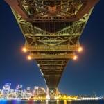 facts about sydney harbour bridge