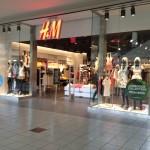 h&m gardens mall