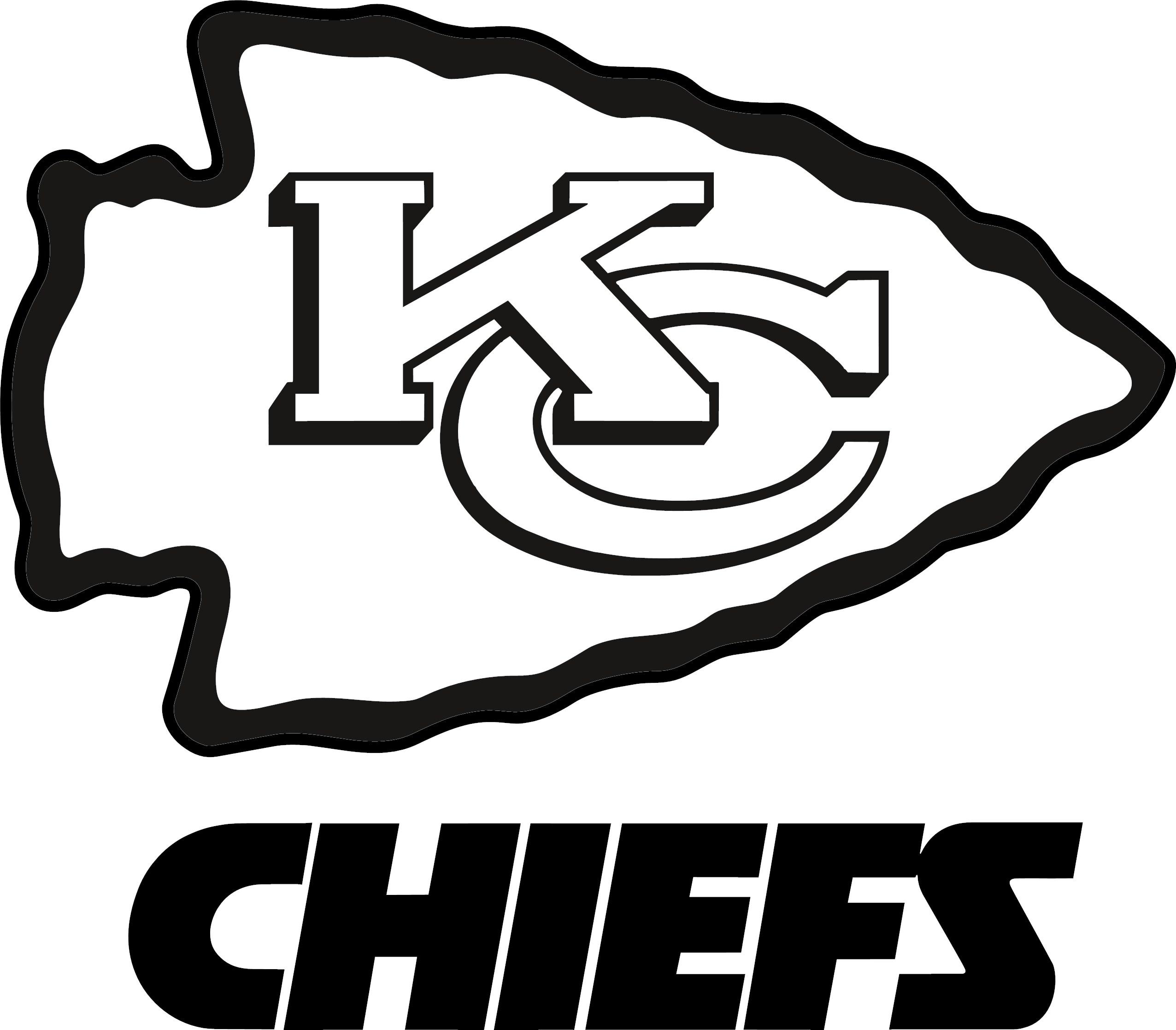 Hd Chiefs Wallpaper: Kc Chiefs Logo