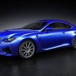 Lexus Rc F2015