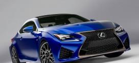 Lexus Rc F2014