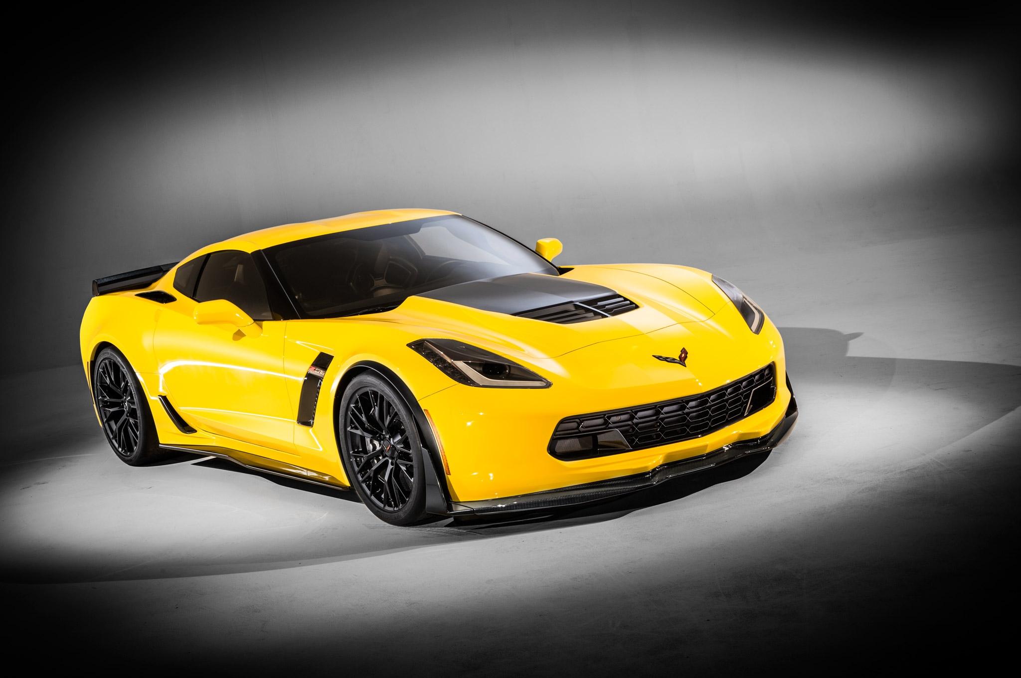 Chevrolet 2015 Corvette Wallpapers