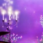 Lavender Flowers Paintings