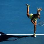 Maria Sharapova Tennis Star