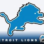 Detroit Lion Roster