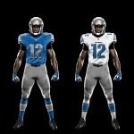 Detroit Lion Uniforms