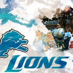 Detroit Lion Red Wings