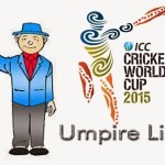Cricket World Cup 2015 Umpires