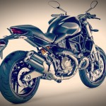2015 Ducati Monster Hd Wallpaper