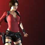 Lara Croft Adventure Wallpaper