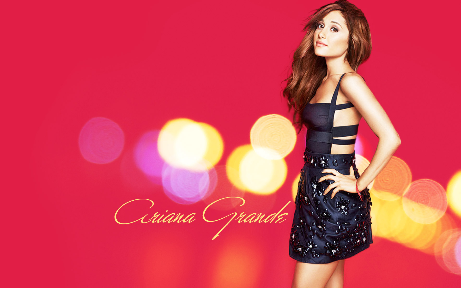 Ariana Grande HD Wallpaper