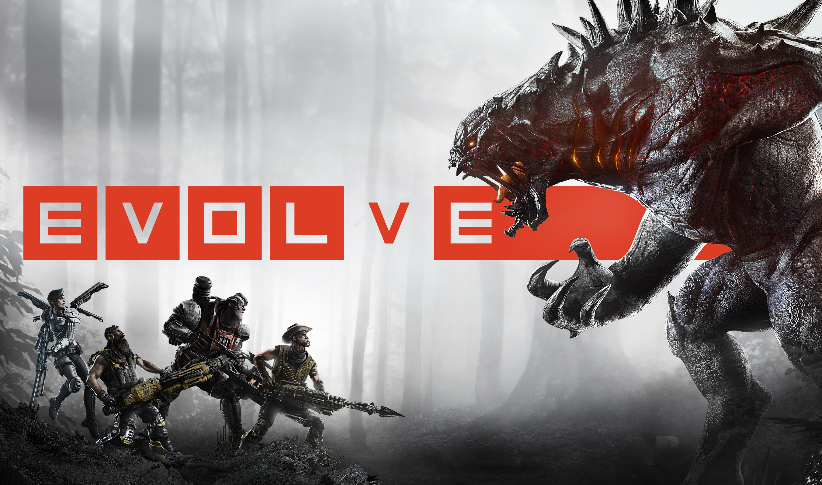 Evolve Picture And Wallpaper